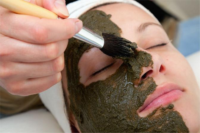 Beneficios de las algas marinas en la piel