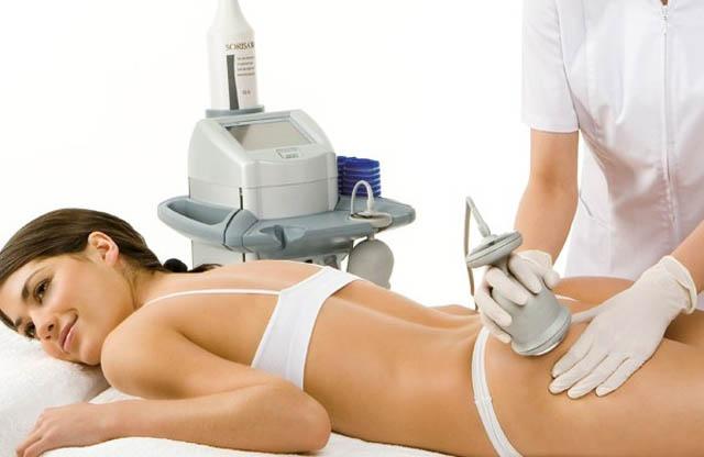 Eliminar la celulitis con la cavitación estética