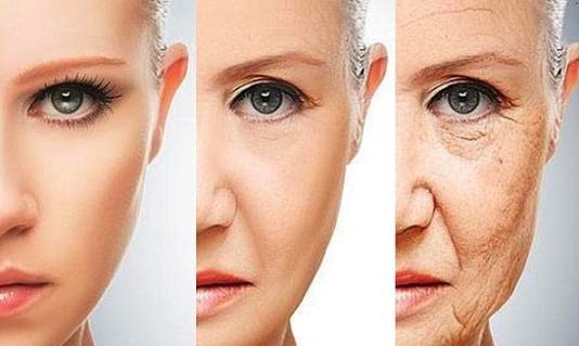 Cuando la piel se envejece