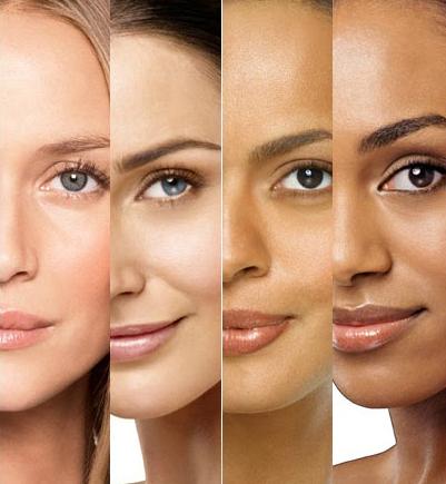 Características del tipo de piel